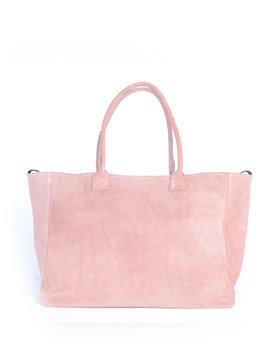 Suède handbag | Shopper