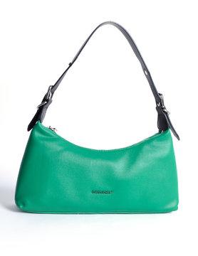 David Jones   Artificial leather shoulderbag long