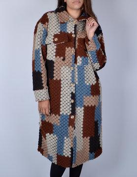 Coat   62117 blue