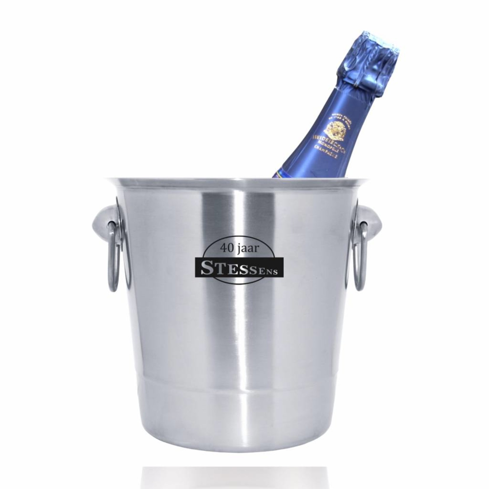 Champagne koeler Mettiks