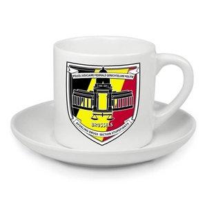 Tasse et soucoupe à café Senseo
