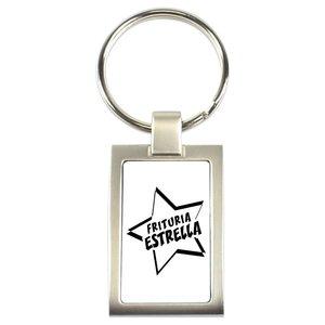 Porte-clés en métal Lord