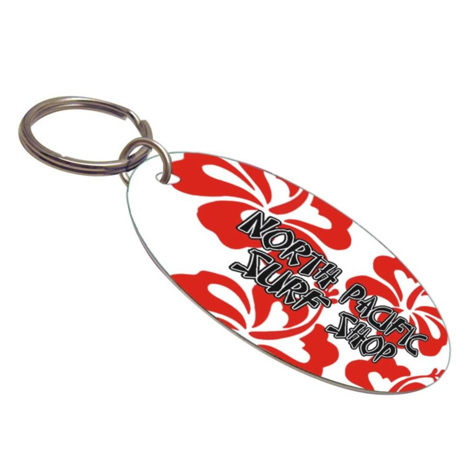 Porte-clés ovale Unisub