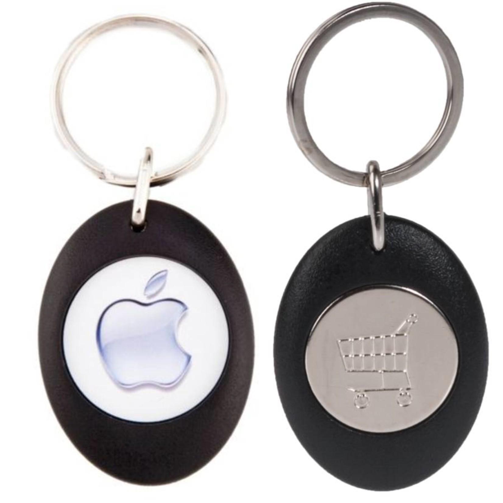 Porte-clés pièce Caddy