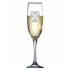 Flûte à champagne Venue personnalisé