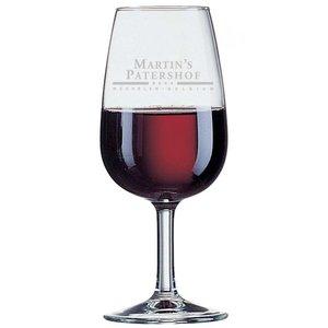Verre de vin à dégustation INOA personnalisé