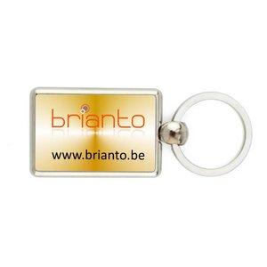 Porte-clés en métal Tireno