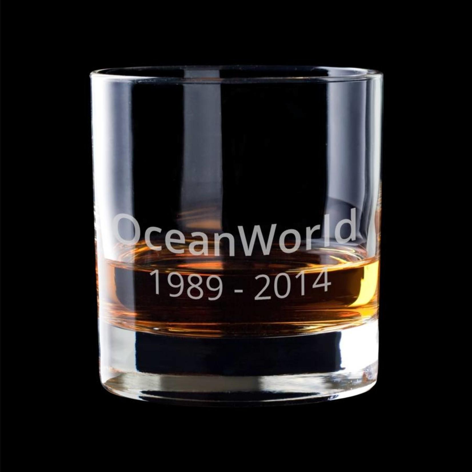 Whiskyglas Da Vinci met logo