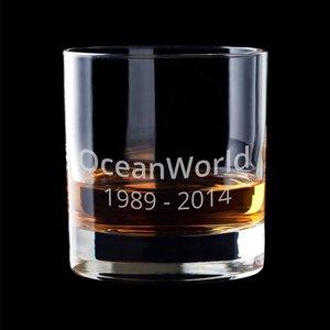 Verre à whisky Da Vinci personnalisé avec logo