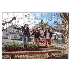 Houten puzzel MDF Large