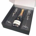 Bollinger Champagne Geschenk Set