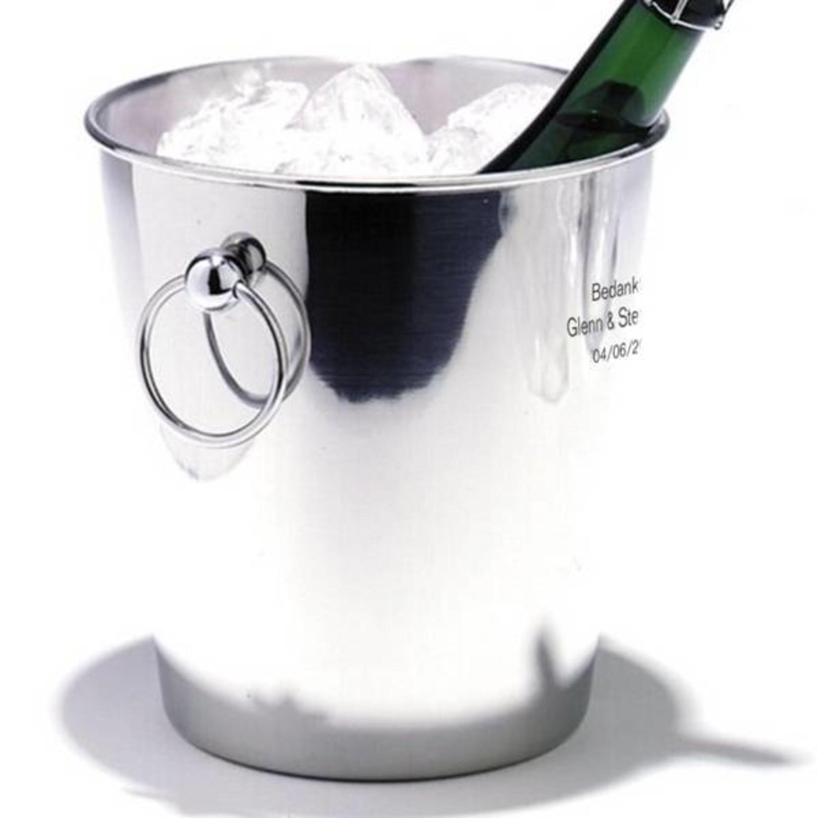 Seau à champagne deluxe