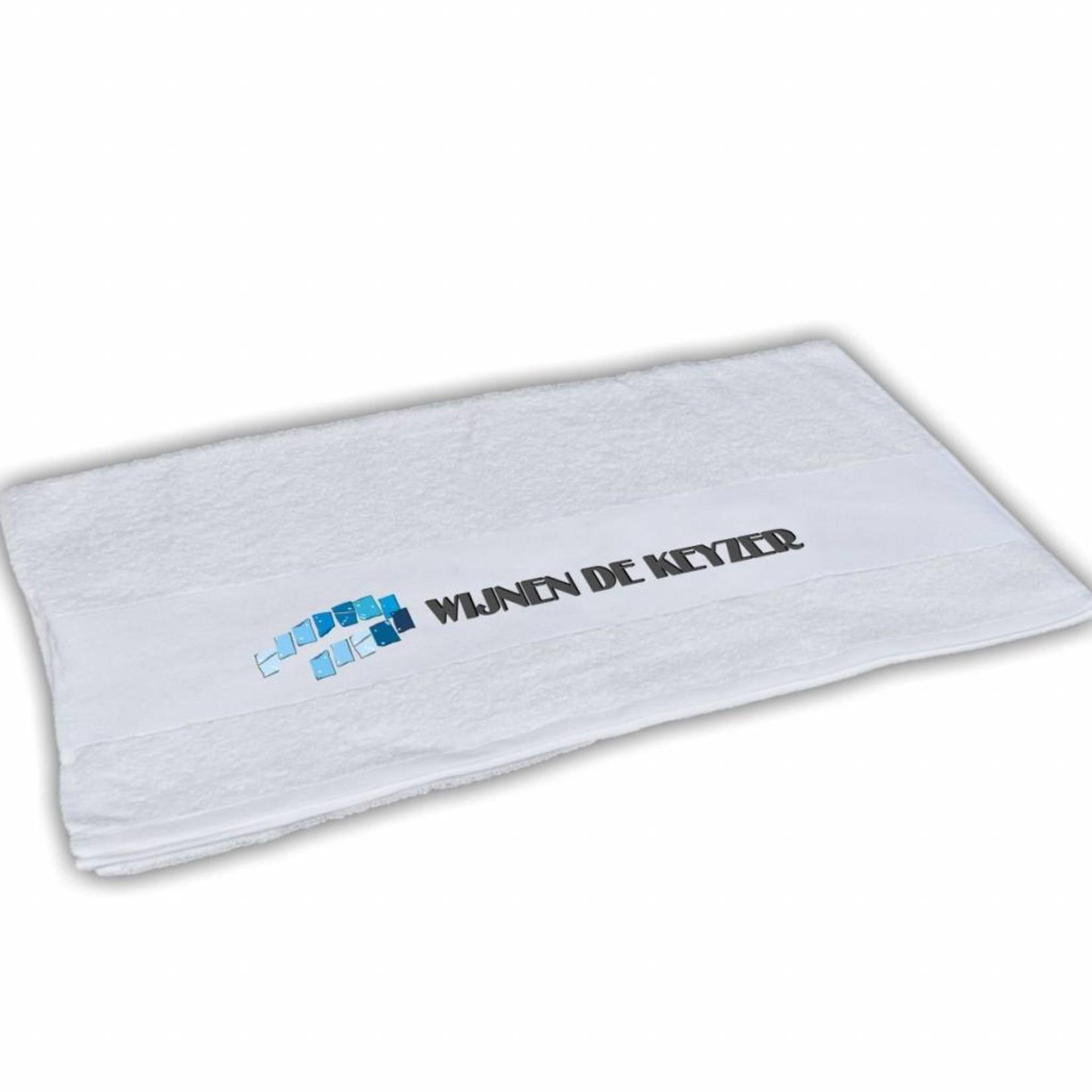 Handdoek met logo