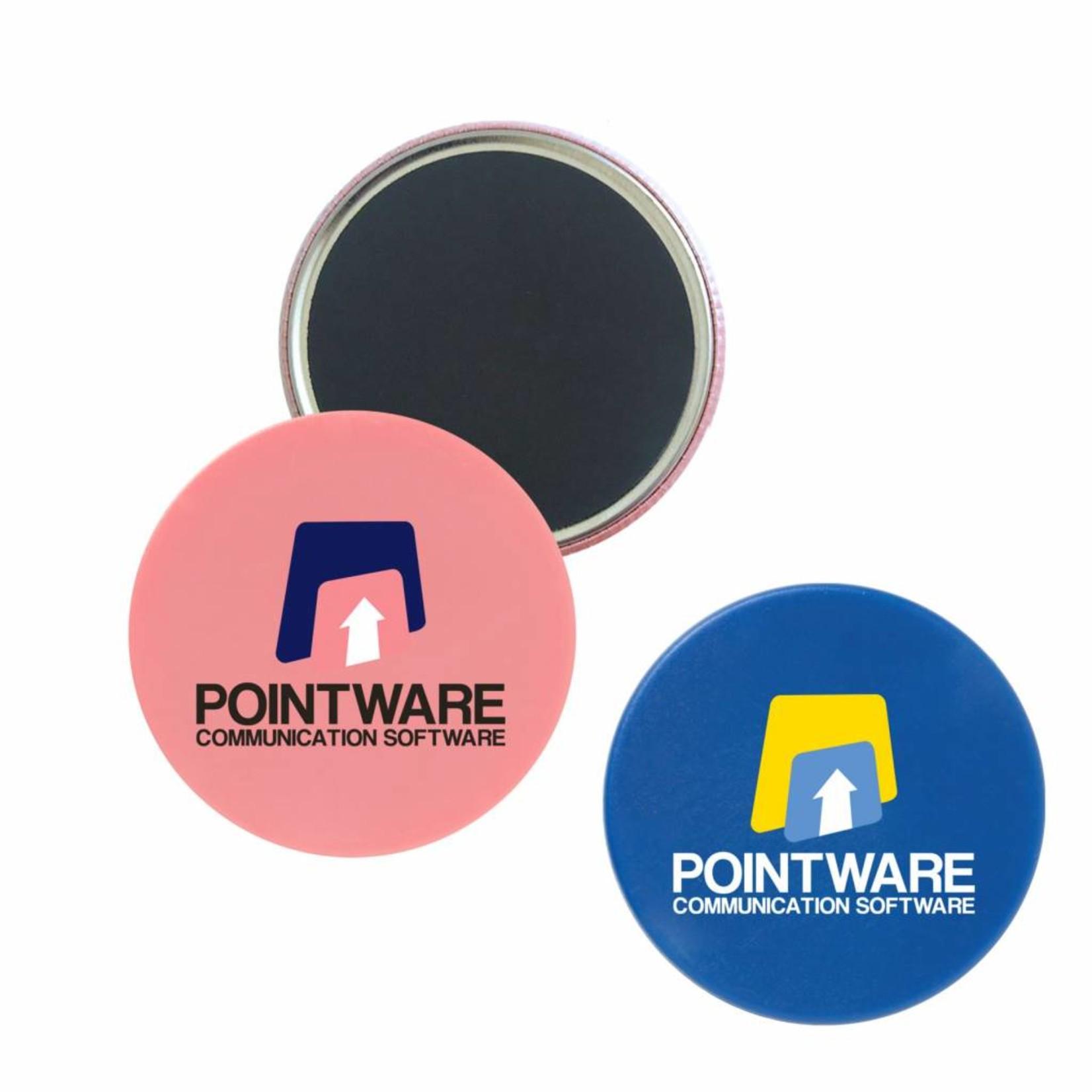 Button magnétique avec marquage full-color