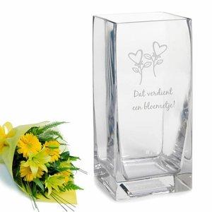 Vase Rosa personnalisé