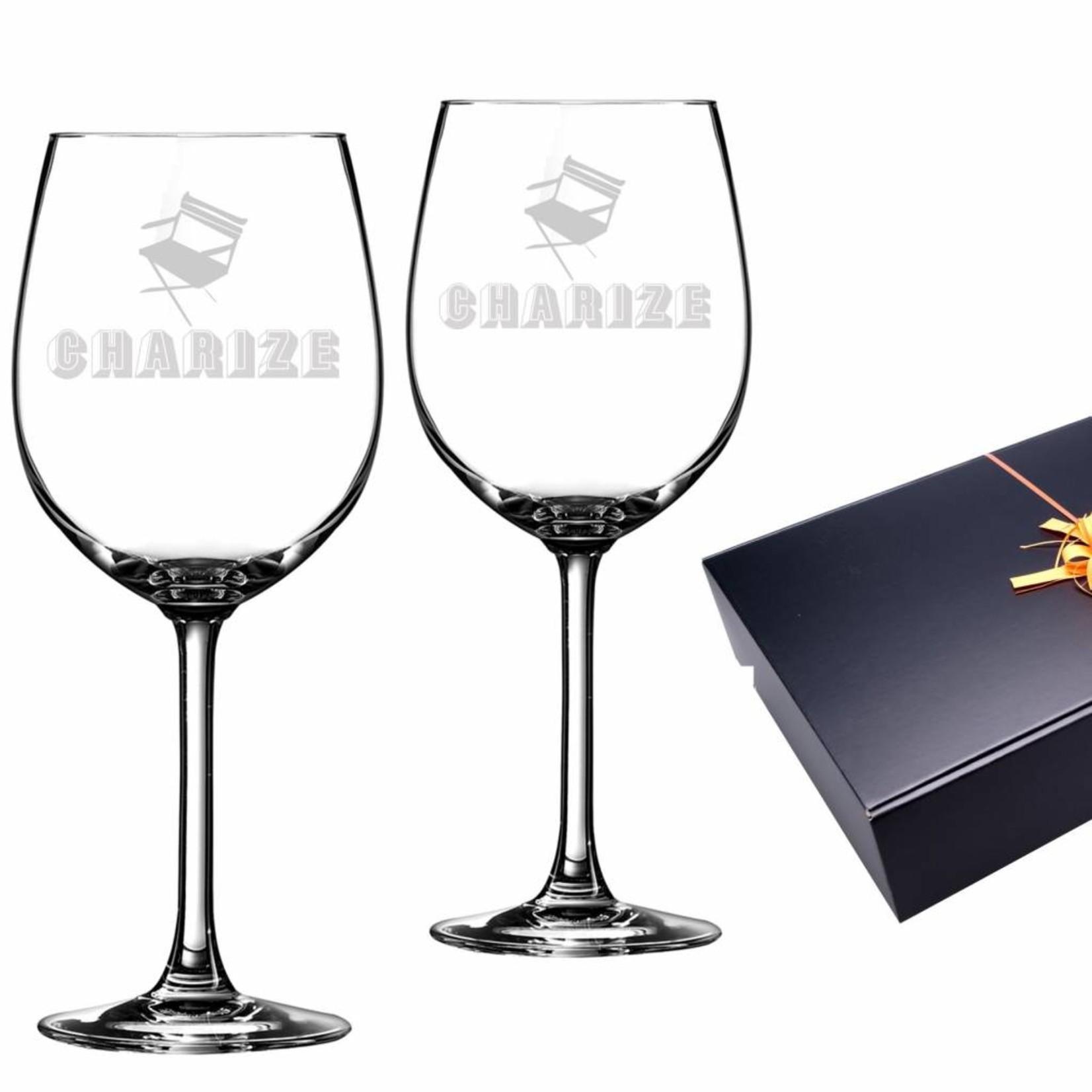 Wijnglazen set Lana