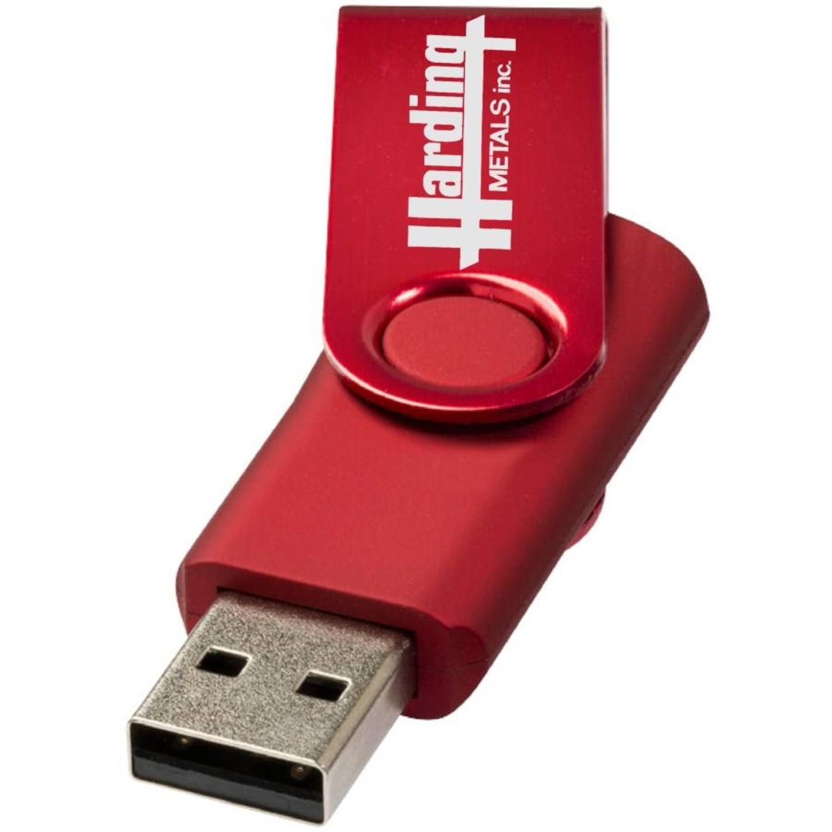 USB Stick Metallic 4GB