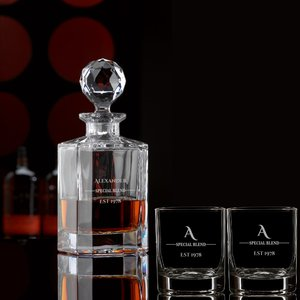 RCR Crystal Ensemble cadeau Whisky cristal