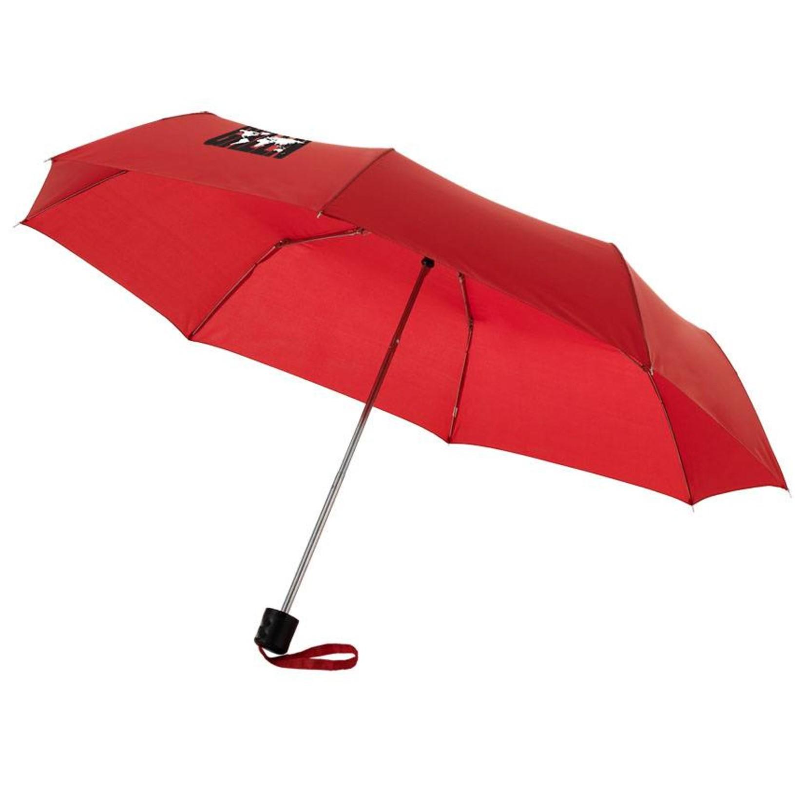 Parapluie 3 sections  avec marquage