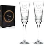 Ensemble de verres à champagne Prestigio