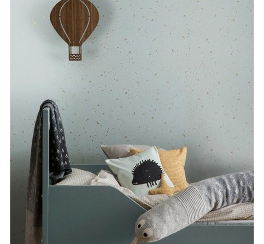 Confetti Mint behang #175