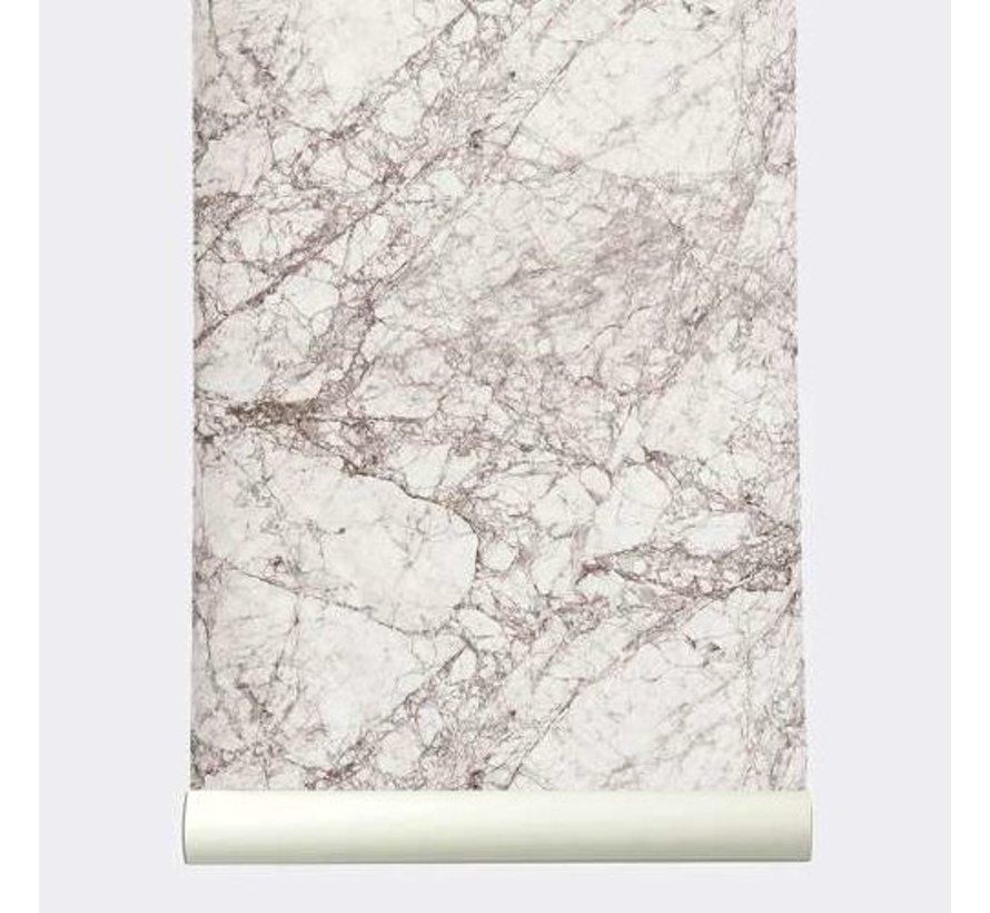 ferm living behang marble #155