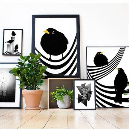 Lina Johansson Design grafische posters