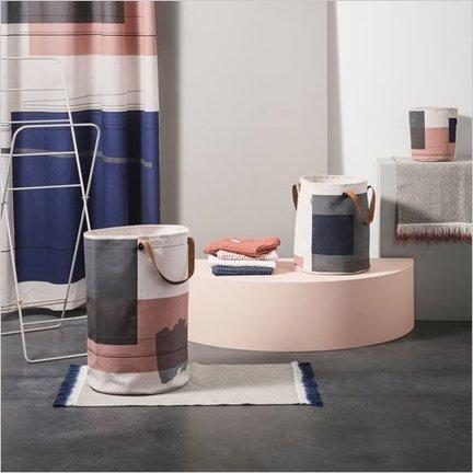 Scandinavian storage baskets
