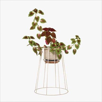 Scandinavian flower pots