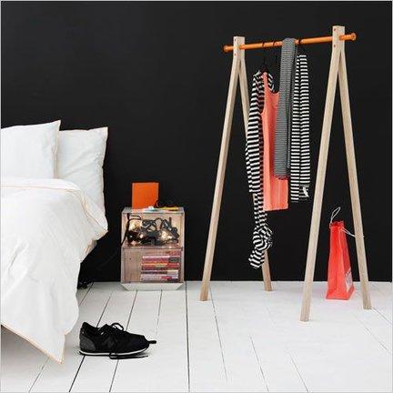 Skandinavische Schlafzimmer dekorieren