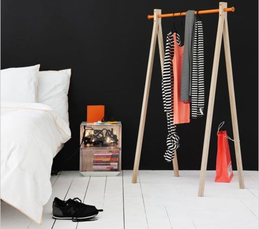 Decorate your Scandinavian bedroom