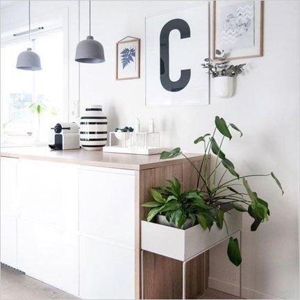 Scandinavian kitchen accessories