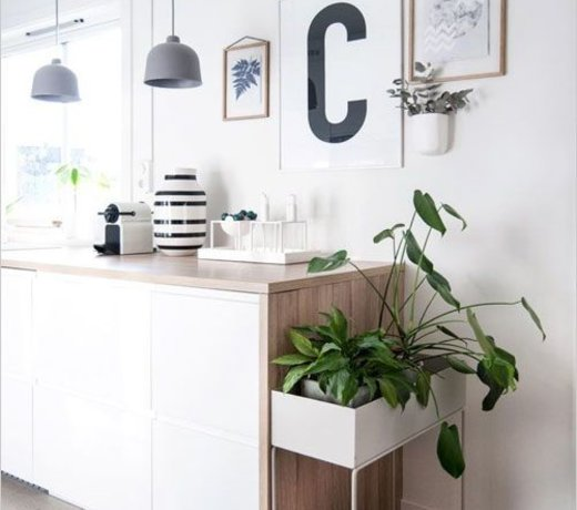 Scandinavian kitchen accessories