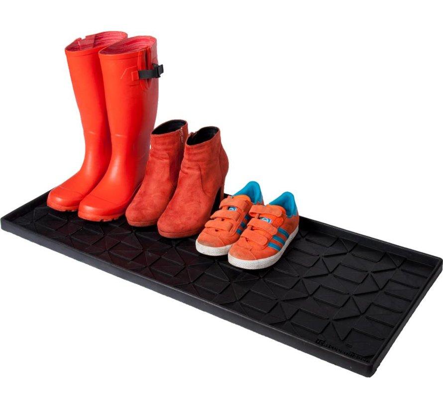 schoenen- en laarzenmat large grafisch