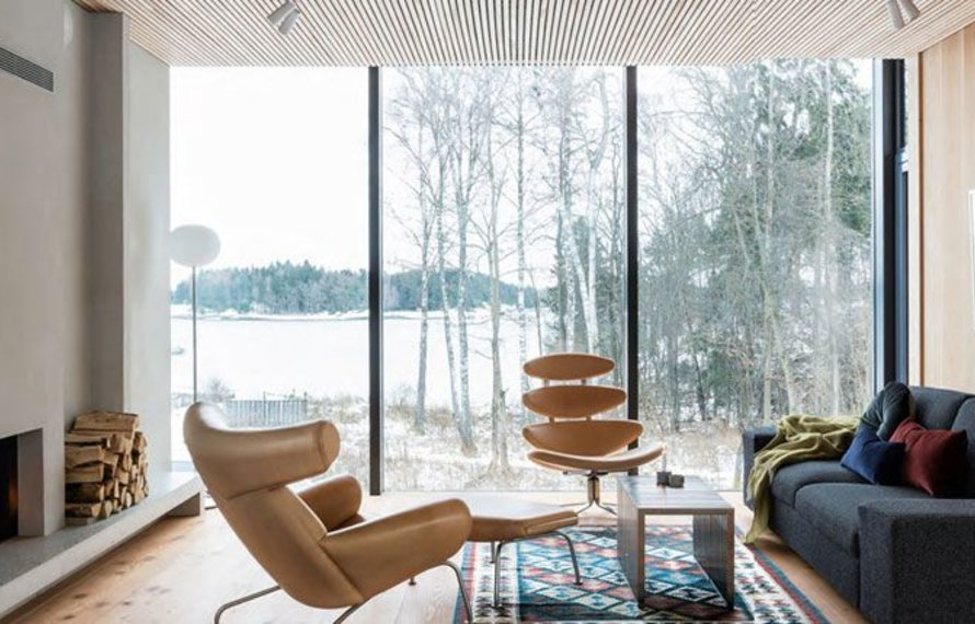 Scandinavian Living Magazine