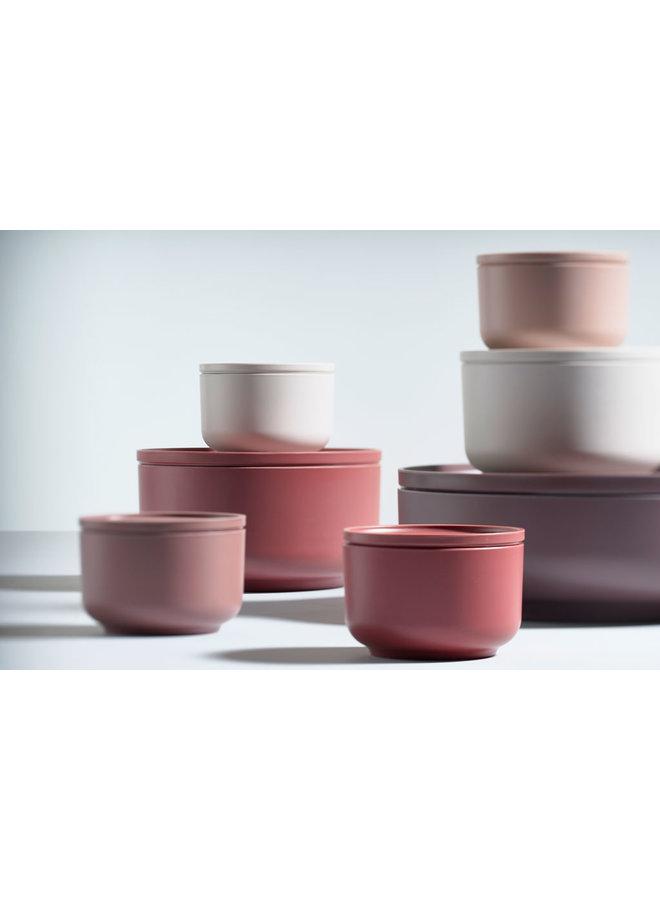 bowl Peili soft grey 16 cm diameter, 1 liter capacity