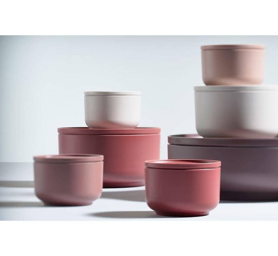 bowl Peili nude 16 cm diameter, 1 liter capacity