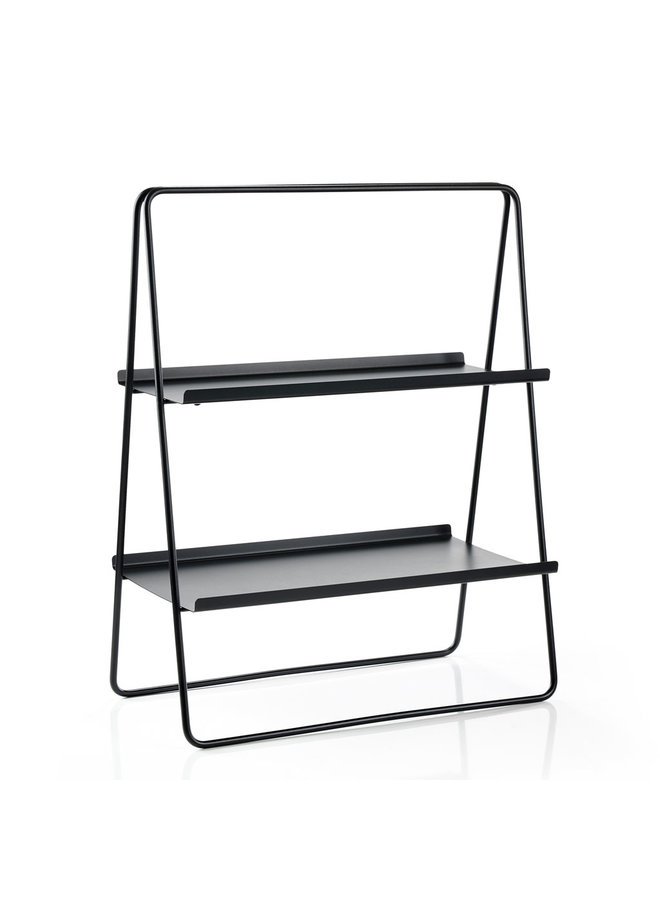 storage table A-table black metal