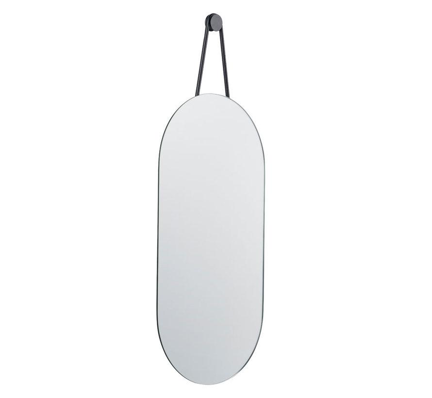 mirror A-mirror, hanging horizontally or vertically