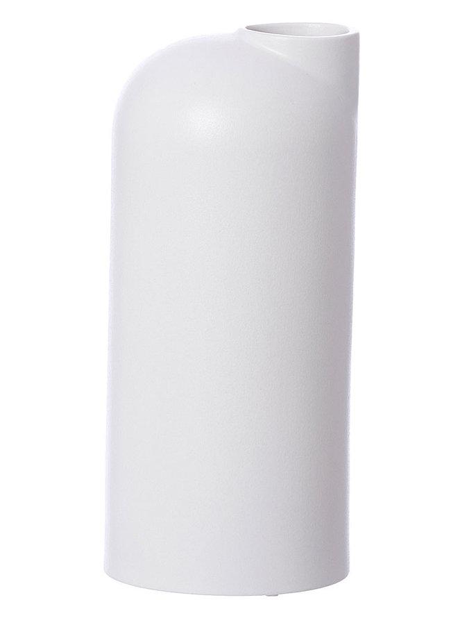 Vase Anna weiß groß