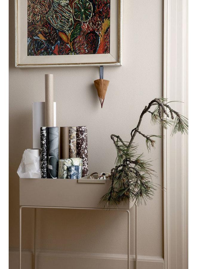 dekorativer Plant box Kaschmir Farbe