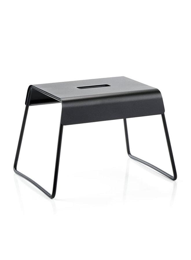 A-stool kruk in zwart