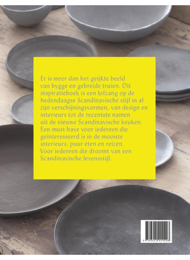 Buch Real Nordic Living, niederländische Version