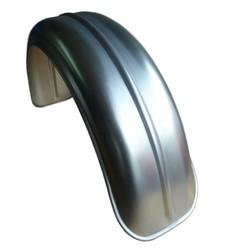 """Garde-boue plat """"Rib"""" en acier galvanisé 150MM"""