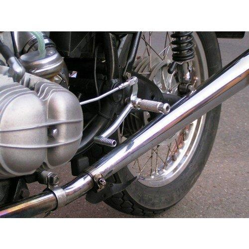Brems/Schalthebel Satz Fur BMW R90S R100S R100RS