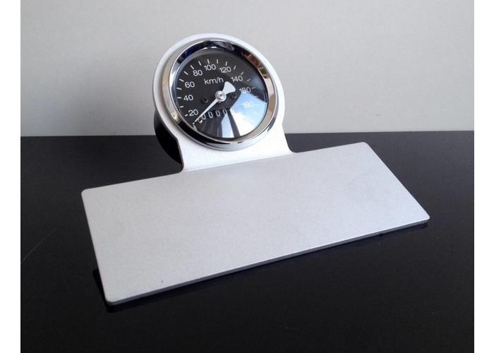60MM Aluminium Speedo Halter