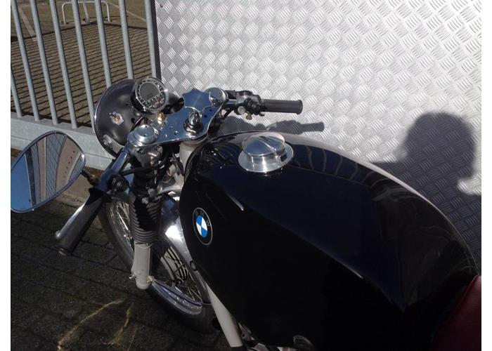 Adapter Ring BMW R-Serie RV2 65MM Monza