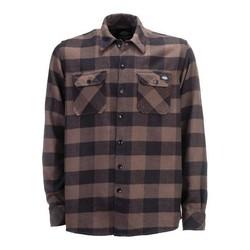 Sacramento Shirt - Gravel Grau
