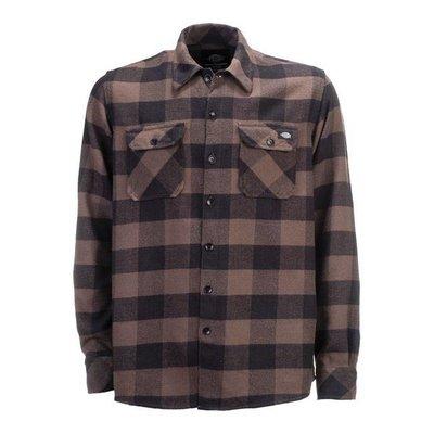 Dickies Sacramento Shirt - Gravel Grau