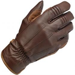 Gants de travail brun chocolat